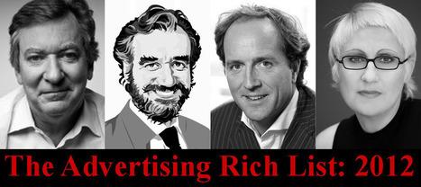 มาดูโฉมหน้า 33 เศรษฐีวงการโฆษณาโลก เจ้าของเอเจนซี่ชื่อดังทั้งนั้น | CoolAd | Scoop.it