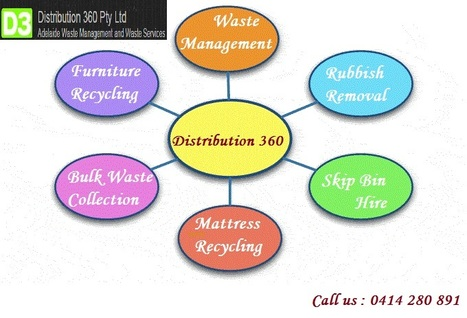 Waste Management in Adelaide | Distribution360 | Scoop.it