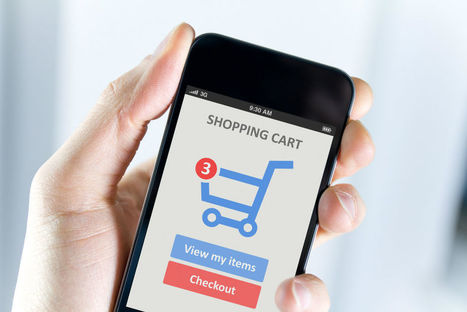 E-commerce : les achats se font de plus en plus sur mobile | Mobility for business | Scoop.it