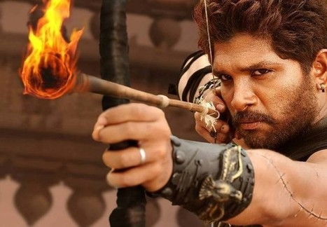 Bunny Shines In Rudramadevi | Movies | Scoop.it