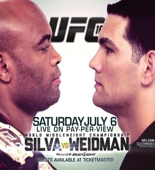 Sports News: UFC 162 Silva vs Weidman Live Exclusive PPV Fight Official Update News On Direc.TV - 06Th,Jul!   Atdhe 247 Live   Scoop.it