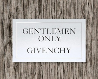 Givenchy et son mini-site teasing Gentlemenonly.fr | MY DIGITAL LUXURY GALAXY | Communications | Scoop.it