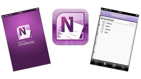 OneNote: Microsoft liefert nützliche Updates für Mac, iPhone & iPad - WinFuture   iPad-Schule   Scoop.it