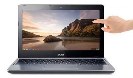 Acer C720P new touchscreen chromebook announced for $299 | jollywallet partners | Scoop.it