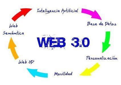 La nueva Web 3.0: ¿Qué es esto de la web 1.0, 2.0 y 3.0? | Las TIC y la Educación | Scoop.it