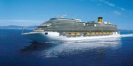 Les bateaux de croisière sont-ils un modèle flottant pour les smart cities?   Planete DDurable   Scoop.it