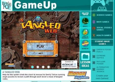 GAMEUP - BrainPOP Games | 5th Grade | Scoop.it