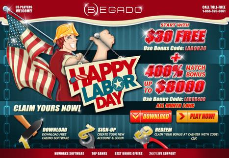 $30 No Deposit Bonus! Begado Casino   adolphgambler casino guide   Scoop.it