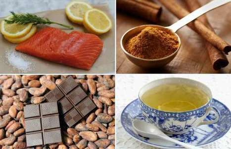 Battle of the bulge: 22 foods to help you win the war on weight | Weight Loss News | Scoop.it