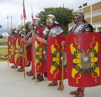THE ROMAN DRILL | Latin.resources.useful | Scoop.it
