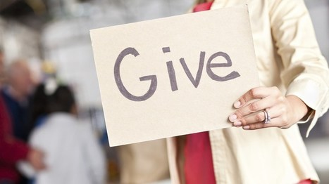 Sharing the holiday spirit with the charitable giving | alternative health | Scoop.it