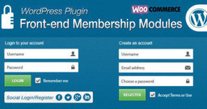 Codecanyon Front-end Membership Modules ver 1.4.6 | Wordpress Themes | Scoop.it