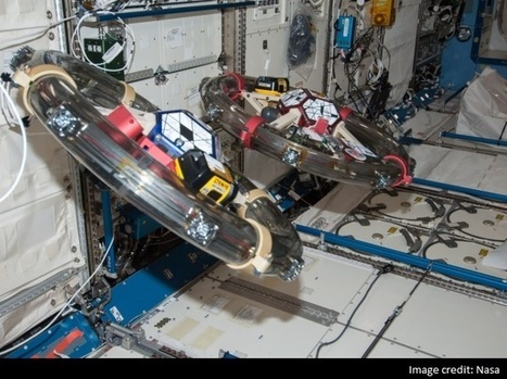Nasa to Power ISS Robots With Google's Project Tango 3D Smartphones   The Robot Times   Scoop.it
