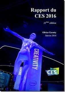 Rapport CES 2016 | Cyrilr's  Digital Innovation & Marketing Selection | Scoop.it