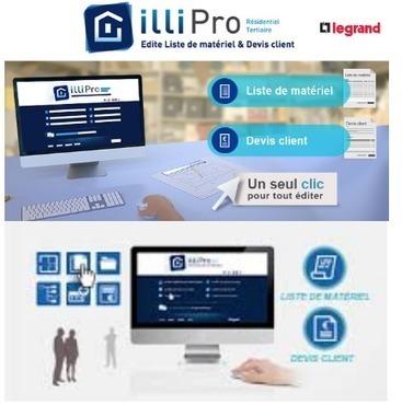 logiciel professionnel gratuit illiPro Fr 2014 Licence gratuite - Electricité - Chantiers résidentiels et tertiaires - Actualités du Gratuit | Logiciel Gratuit Licence Gratuite | Scoop.it