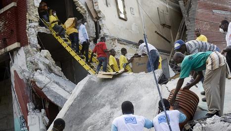 Le cadre d'action de l'ONU sur les catastrophes 'voué à l'échec' | EnviroTest | Scoop.it