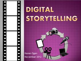 Karen Ogen | Digital Storytelling on the Web | Scoop.it