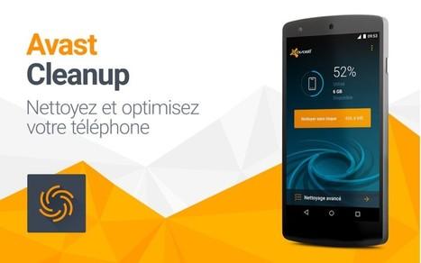 Tutoriel Avast Cleanup : Nettoyez et optimisez votre smartphone | netnavig | Scoop.it