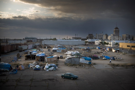 Tent City | Best of Photojournalism | Scoop.it