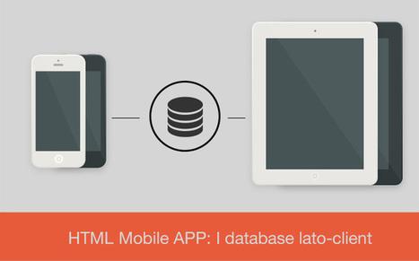 Come creare un app in HTML: salvare dati con database SQL lato-client | Webdesign | Scoop.it
