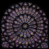 ¿Cómo está hecha la vidriera de una catedral? |... | Historia y Geografia | Scoop.it