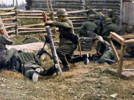 Increibles fotos a color de la Segunda Guerra Mundial | Segunda Guerra Mundial | Scoop.it