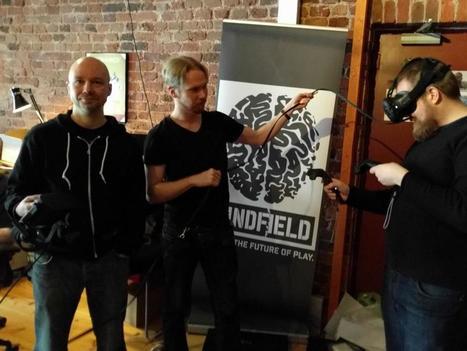 Tutustuimme P.O.L.L.E.N-virtuaalitodellisuuspelin kehitykseen | Virtual Reality VR | Scoop.it