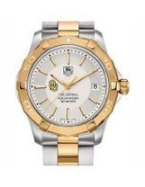 Oklahoma Men's TAG Heuer Two-Tone Aquaracer | Best Watches Online | Scoop.it