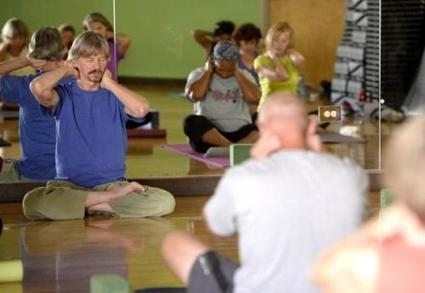 Boulder County workout: Integral Yoga - The Daily Camera | Meditation in the Classroom | Scoop.it