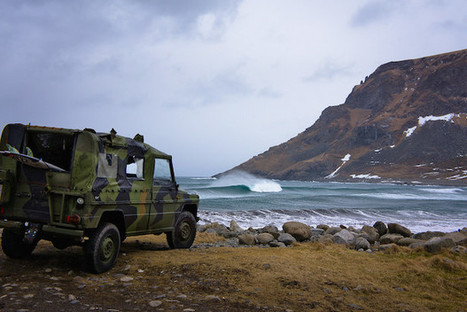 Video: Photographer Documents the Crazy Adventure of Surfing in the Arctic Circle | Everything from Social Media to F1 to Photography to Anything Interesting | Scoop.it
