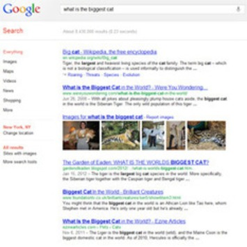 Google to Penalize Over-SEO'd Sites   Machinimania   Scoop.it