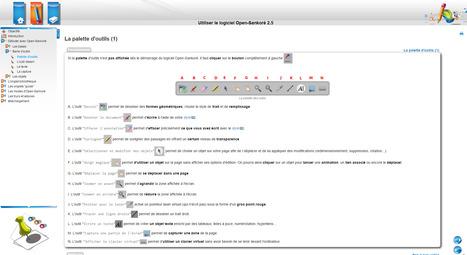 Utiliser le logiciel Open-Sankoré 2.5 | Open Sankoré pour tous les TBI et pour tous les niveaux! | Scoop.it