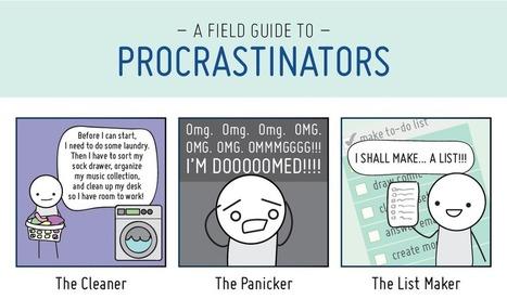 A Guide To Procrastinators | Life @ Work | Scoop.it