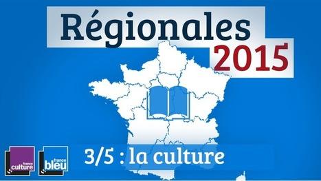 Régionales : à quoi sert votre région ? Épisode 3/5 : la culture - France Bleu | Veille économie et politiques culturelles, Spectacle | Scoop.it