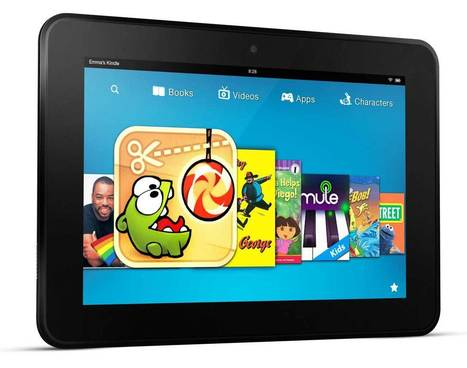 Kindle Fire is more popular among gamers than 'normal' Android tablets | Publishing (mobile, social, web) | Scoop.it