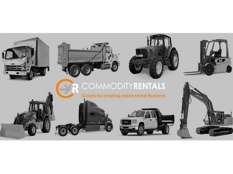 Equipment rental system software | CommodityRentals | Scoop.it