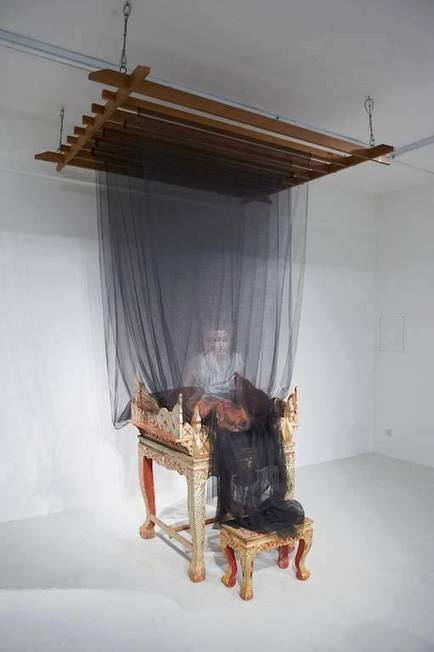 Uttaporn Nimmalaikaew: Holographic Portraits | Art Installations, Sculpture, Contemporary Art | Scoop.it
