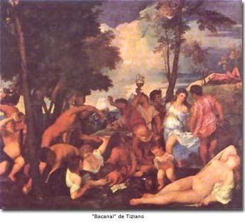 Las Bacanales, de origen romano | Mundo Clásico | Scoop.it