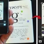 "Evernote & Moleskine Merge Paper & Pixels in ""Smart Notebook"" 