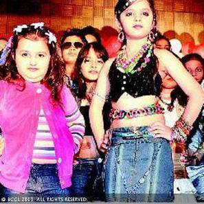 Do beauty pageants for kids sexualize young girls? - Femina Miss India | Beauty Pageants | Scoop.it