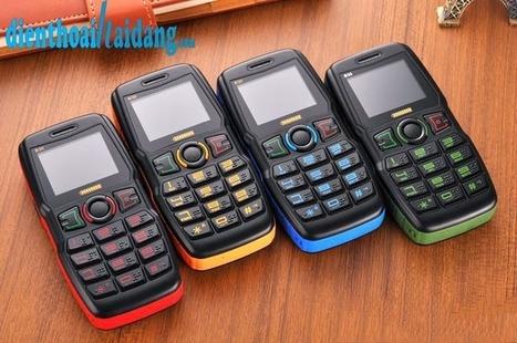 Admet B30 | Điện thoại pin khủng, phím to, loa lớn | Dien thoai Hai Dang .com | Scoop.it