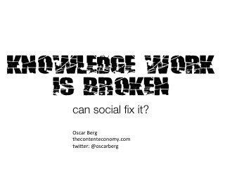 Necesidad y relevancia de un nuevo 'Espacio de Trabajo Digital': Nuevas tendencias en colaboración social. | Educación a Distancia y TIC | Scoop.it