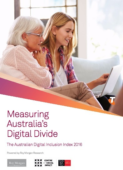 The Report – Australian Digital Inclusion Index | Digital Learning - beyond eLearning and Blended Learning in Higher Education | Scoop.it