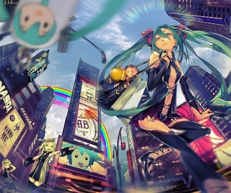 Digital Art by El-Zheng   Culture and Fun - Art   Scoop.it