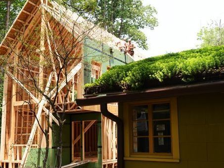Green Home Building on the Rise in Asheville | Mosaic Realty | Mosaic Community Lifestyle Realty | Scoop.it