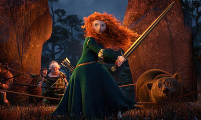 From Snow White to Brave: the evolution of the Action Princess | Career Development-649GV | Scoop.it
