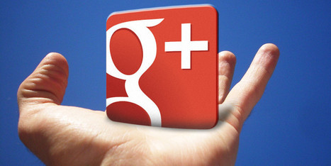 It's Not Really Dead: 7 Reasons To Start Using Google+ Today | Fundraising technology | Scoop.it