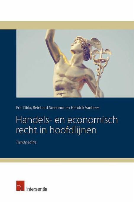 Handels- en economisch recht in hoofdlijnen   Standaard Boekhandel   Aanwinstenlijst HB   Scoop.it