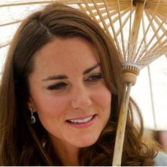 Kate Middleton porte du maquillage permanent | beauté | Scoop.it