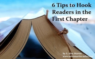 6 Tips to Hook Readers in the First Chapter | Writing 100 Inspirations | Scoop.it